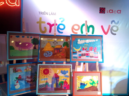 Aktivitäten zum Internationalen Kindertag in Hanoi