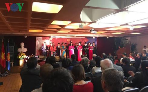 Veranstaltungen zum Jahrestag der Vereinigung Vietnams