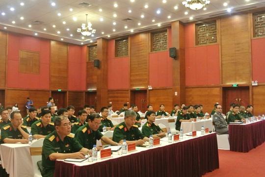 เวียดนามยกระดับความสามารถในการรักษาสันติภาพสหประชาชาติ