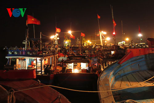 Setting sails with fishermen in the central region