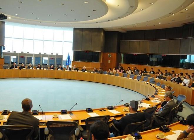 EU, Vietnam to boost trade ties