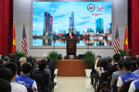 Расширяются и углубляются отношения между Вьетнамом и США