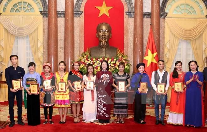 Valorisation de la culture : les minorités ethniques mis à l'honneur