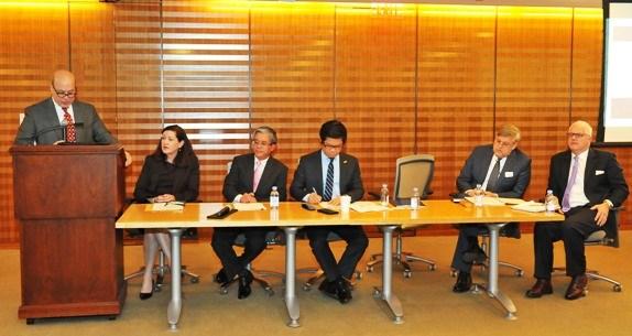 Colloque sur l'année de l'APEC Vietnam 2017 aux Etats-Unis
