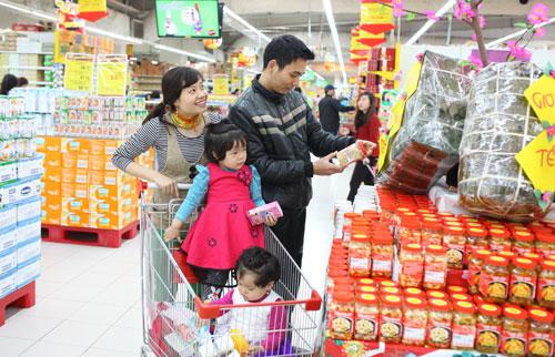 Déferlante des marchandises vietnamiennes sur le marché du Têt