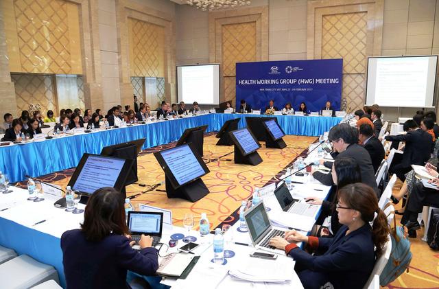 Les économies de l'APEC coopèrent contre les épidémies