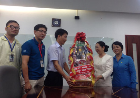 Lancement du mois des ouvriers à Hô Chi Minh-Ville
