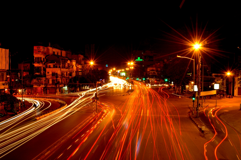 Khoảnh khắc đêm Hà Nội