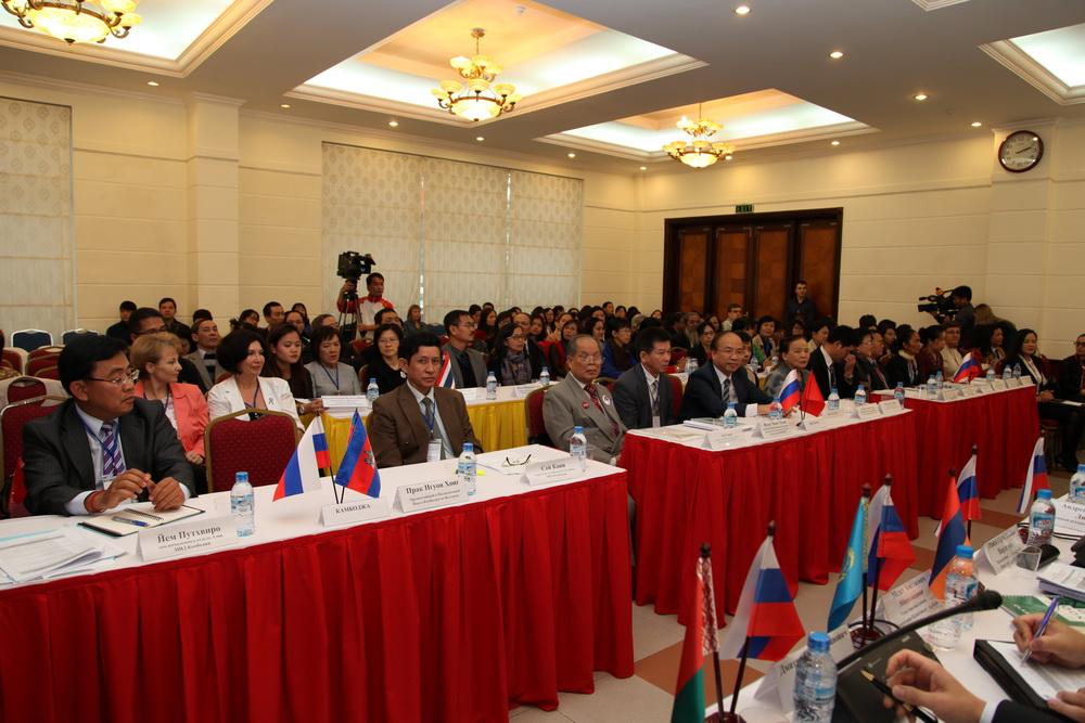 Распространение русского языка в Юго-Восточной Азии
