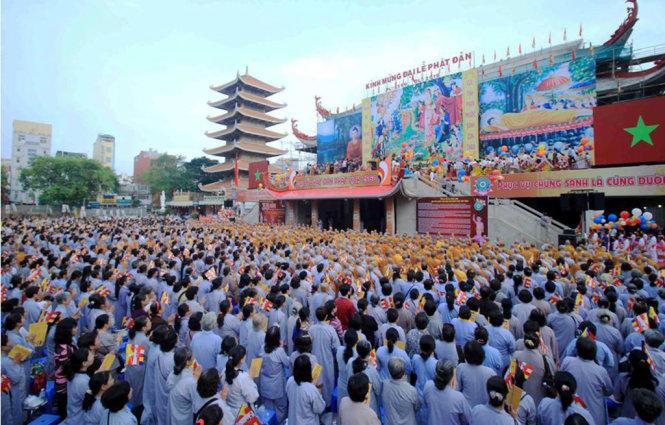 Le Vesak 2016 au Vietnam et dans le monde