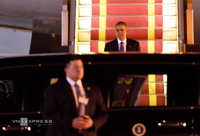 La presse étrangère couvre la visite de Barack Obama au Vietnam