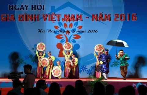 Fête de la famille du Vietnam 2016