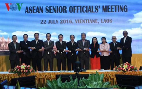 Les officiels de haut rang de l'ASEAN soulignent l'importance de la solidarité