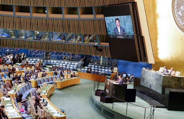 Pham Binh Minh : le Vietnam soutient une approche multilatérale pour la paix