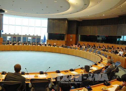 EU und Vietnam wollen ihre Handelsbeziehung auf eine neues Niveau bringen