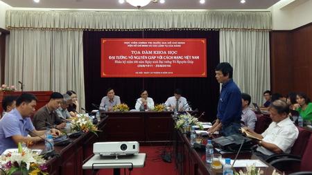 Đại tướng Võ Nguyên Giáp sống mãi trong lòng nhân dân Việt Nam và bạn bè quốc tế