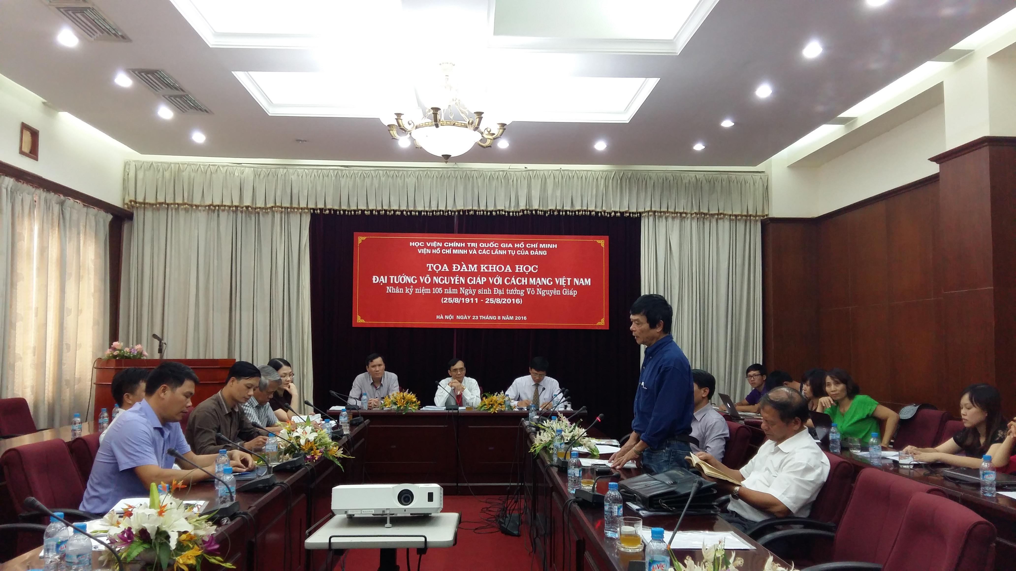 Der Name des Generals Vo Nguyen Giap ist mit großen Siegen der vietnamesischen Volksarmee verbunden