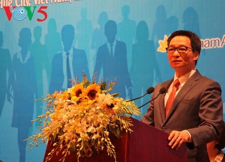ASEM-Konferenz über innovative Bildung und Entwicklung der Arbeitskräfte