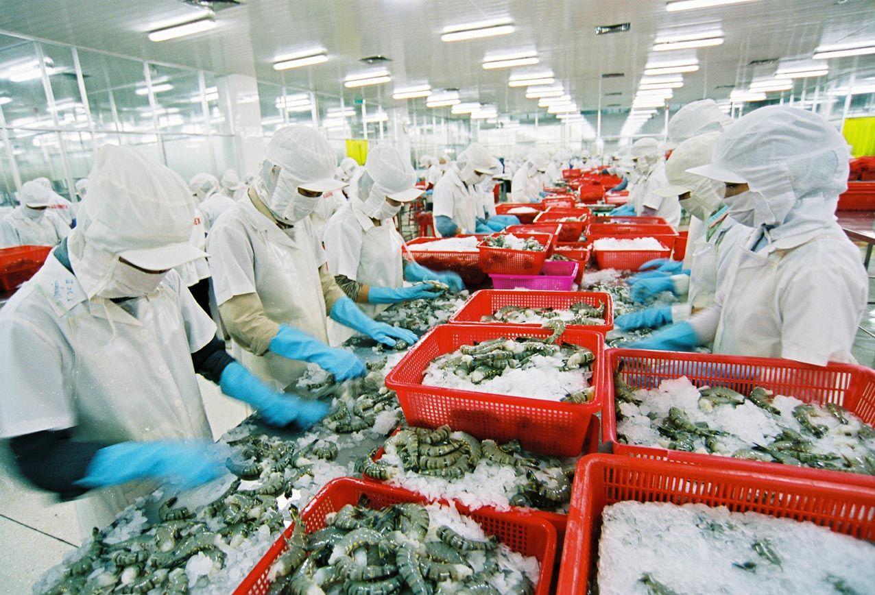 เวียดนามได้เปรียบดุลการค้า เกือบ 1.5 พันล้านดอลลาร์สหรัฐใน4 เดือนแรกของปี 2016