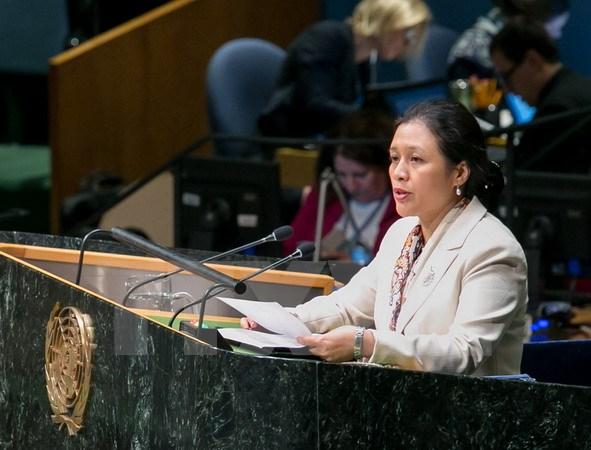 เวียดนามถือมนุษย์เป็นศูนย์กลางในการพัฒนาเศรษฐกิจและสวัสดิการสังคม