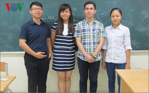 All 4 Vietnamese competitors win medals at International Biology Olympiad