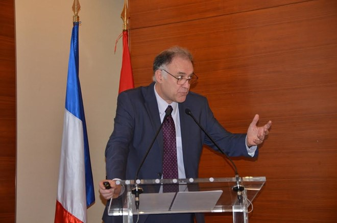 Vietnam-France trade and investment promotion conference