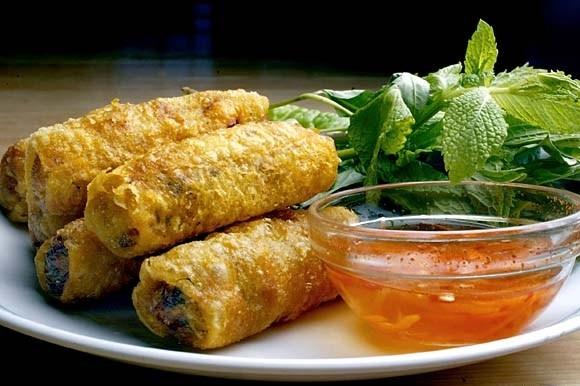Resep makanan Lumpia khas kota Hanoi