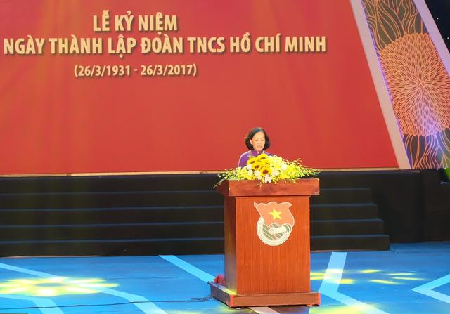 Peringatan ultah ke -86 Jadinya Liga Pemuda Komunis Ho Chi Minh