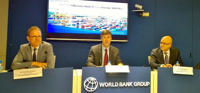 WB ຄາດຄະເນປີ 2016 GDP ຫວຽດນາມບັນລຸປະມານ 6%