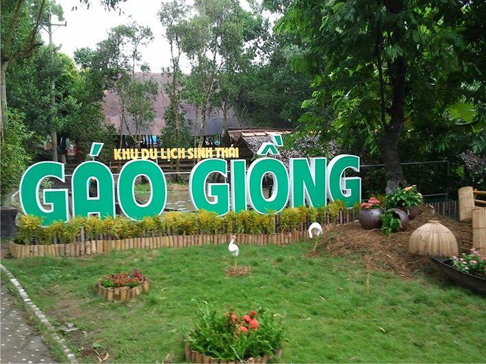 Gao Giong- zona ekowisata  yang menarik di kawasan Dong Thap Muoi