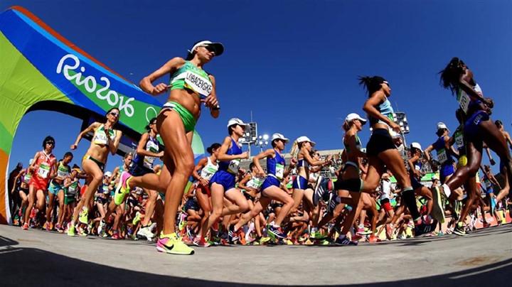 Sepuluh peristiwa olahraga internasional yang mencuat-tahun 2016: Versi VOV