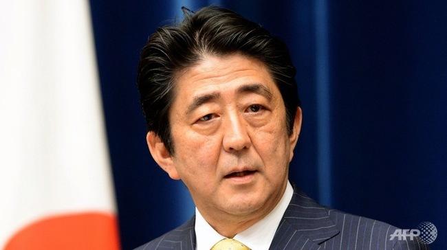 Menegaskan hubungan persekutuan Jepang-AS