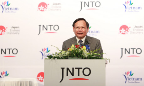Pembukaan  Kantor Perwakilan Badan Promosi Pariwisata Jepang di Vietnam