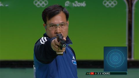 ベトナム史上初のオリンピック金メダルを獲得した選手