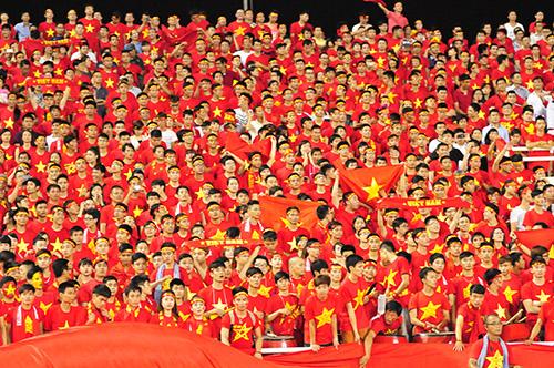 ベトナムのスポーツに関する歌