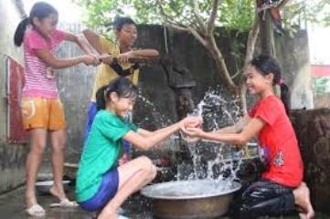 バクニン省における浄水供給モデルの多様化