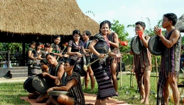 ホレ族の村