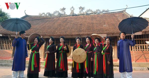 ベトナムの民謡クアンホとは