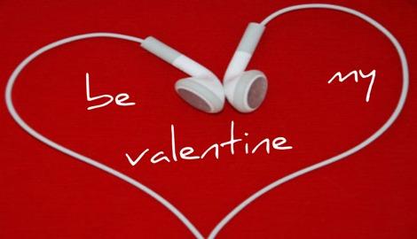 バレンタインデーにあたり愛の歌