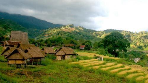 ホレ族の文化
