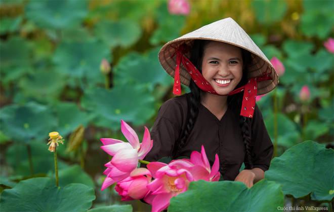 ベトナムの女性を歌う曲