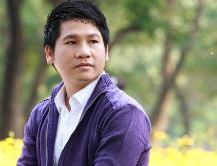 男性歌手チョン・タン(Trong Tan)の歌声