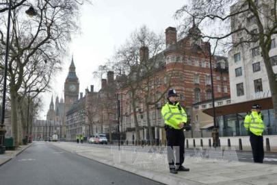 英議会襲撃、ISが犯行声明 実行犯特定、8人に「テロ準備」容疑