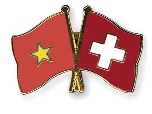 ベトナムとスイス国会の協力強化