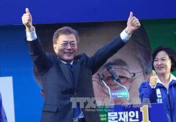 大統領選投票率は前回超えの可能性も 各候補の戦略は=韓国