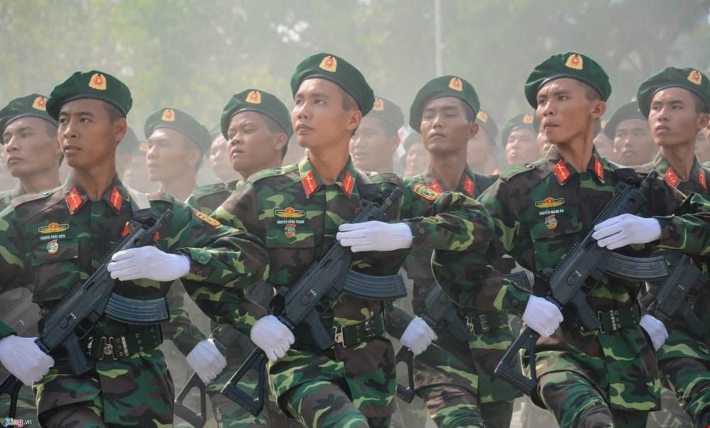 Tentara Rakyat Vietnam - demi Tanah Air dan demi rakyat