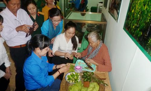 Budaya sirih-pinang dalam kehidupan warga daerah Nam Bo