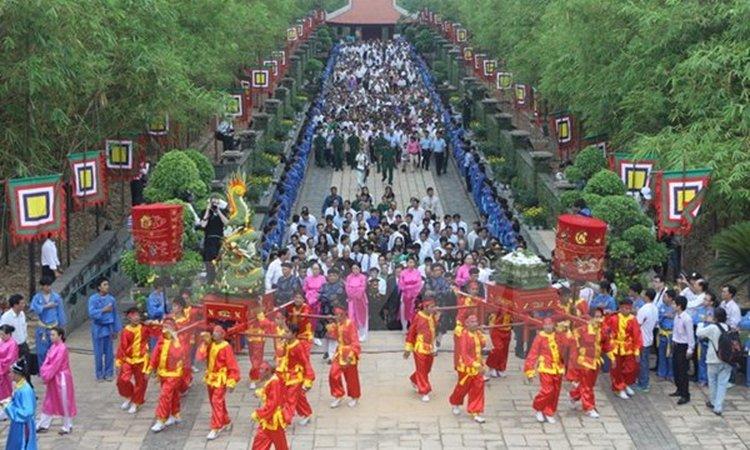 Hari Haul Cikal Bakal Bangsa Raja Hung berkiblat ke asal-usul bangsa