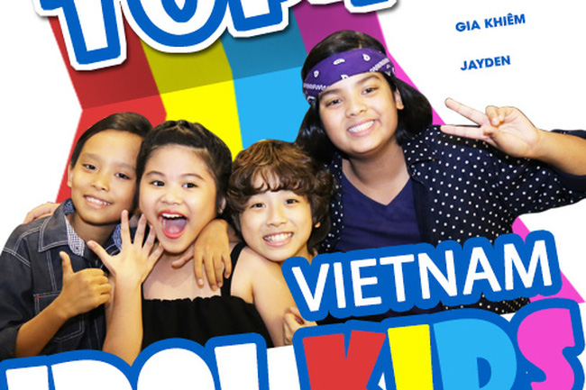 Kontes: Vietnam Idol Kid - 2016