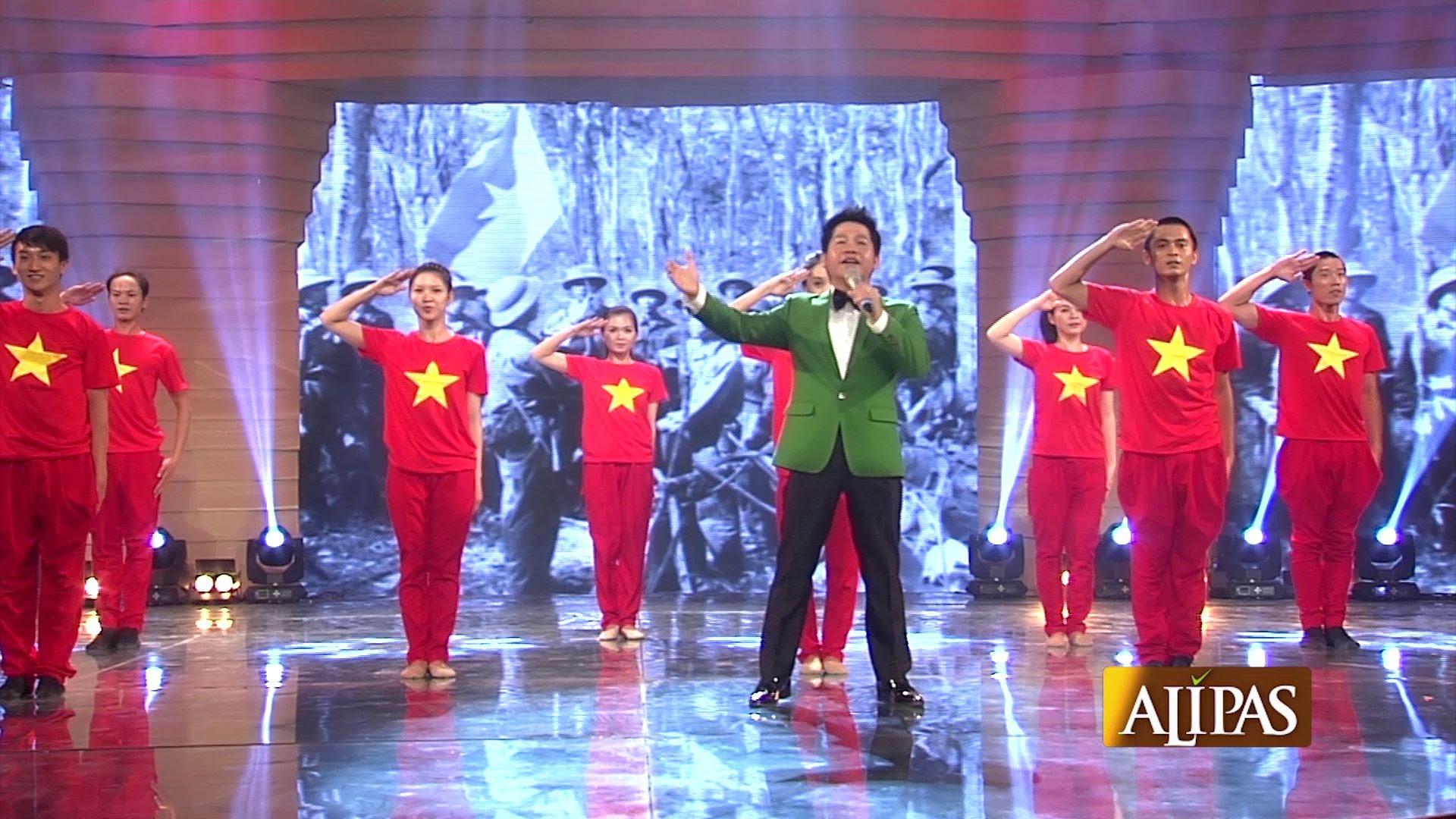 Beberapa aransemen  baru dari aliran lagu-lagu revolusioner Vietnam